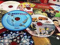 Нанесение на диски