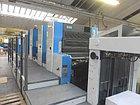 KBA Rapida 105-4 б/у 2001г - четырехкрасочная печатная машина, фото 3