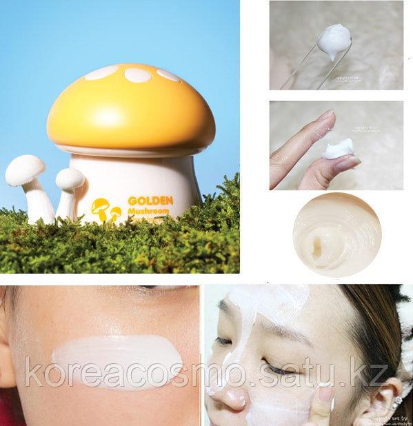 Омолаживающая маска с экстрактами грибов и витаминами Magic Food Golden Mushrooms Sleeping Pack