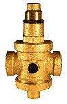 Редуктор давления для воды и газов Ду 15