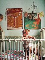 Интерьер детской комнаты в стиле Бохо
