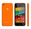 TeXet Смартфон iX-mini / TM-4182 (оранжевый)