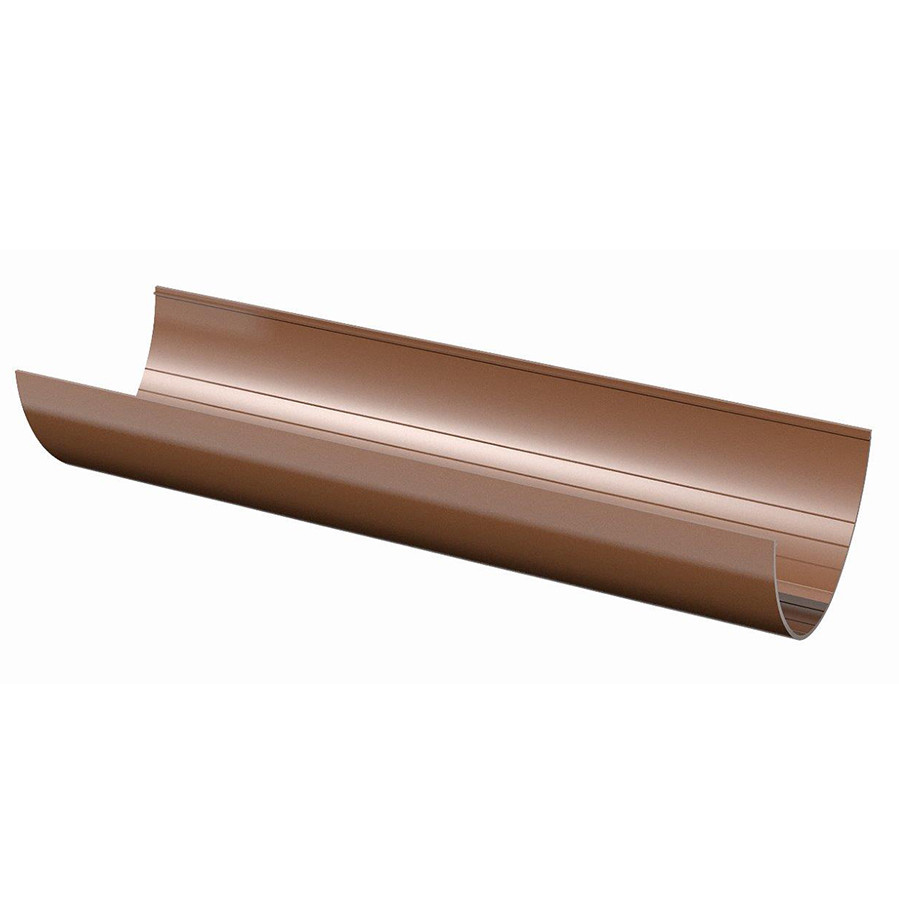 Желоб водосточный 1200х3000 мм VERAT Коричневый