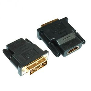 Переходник HDMI мама DVI-D 24+1 папа