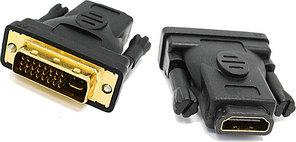 Адаптер (переходник) DVI-I 24+5 male to HDMI female