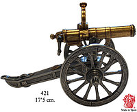 Пушка Gatling США 1861 г