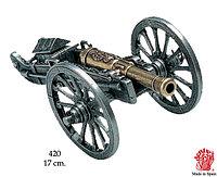 Пушка наполеоновская Gribeauval, 1806, фото 1