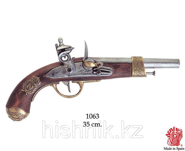 Пистолет Наполеона работы Gribeauval,1806