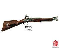 Английское ружье, 18-й век