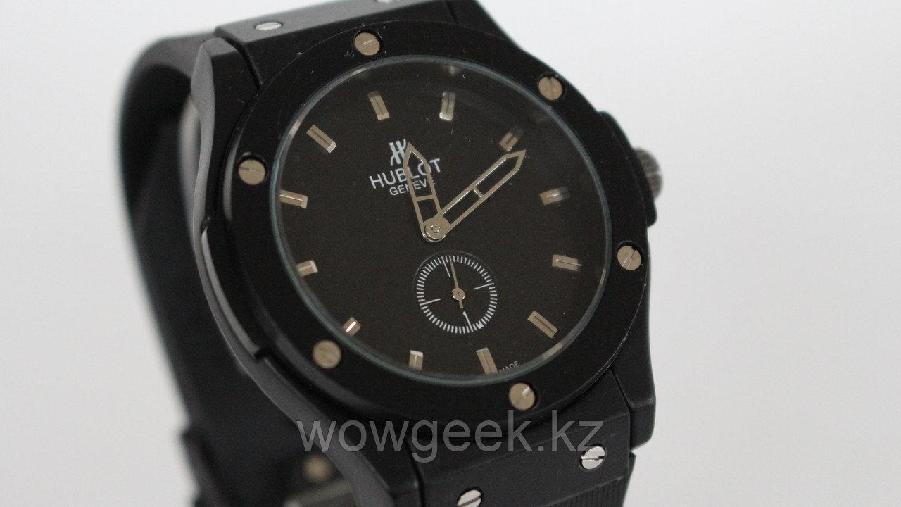 Мужские часы Hublot черные