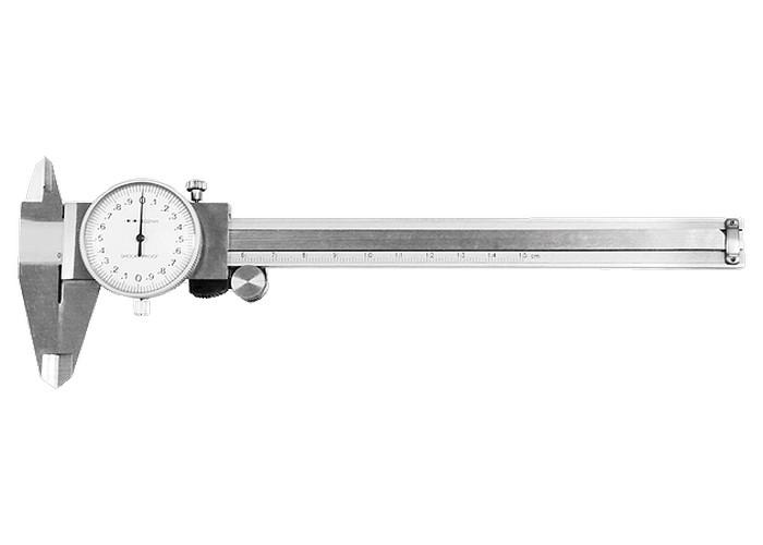 (31601) Штангенциркуль, 150 мм, стрелочный// MATRIX