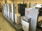 Sakurai 466 SD HP б/у 2007г - четырехкрасочная печатная машина, фото 2