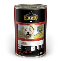 Belcando Best Quality meat с мясом, влажный корм для собак