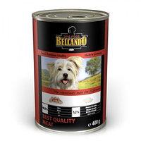 Влажный корм для собак Belcando Best Quality meat с мясом