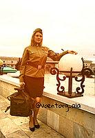 Солдатская пилотка, со звездой