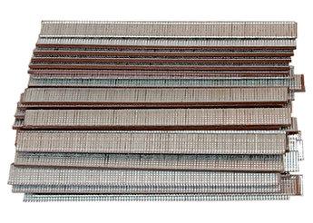 (57604) Гвозди для пнев. нейлера, длина - 15 мм, ширина - 1,25 мм, толщина - 1 мм, 5000 шт.// MATRIX