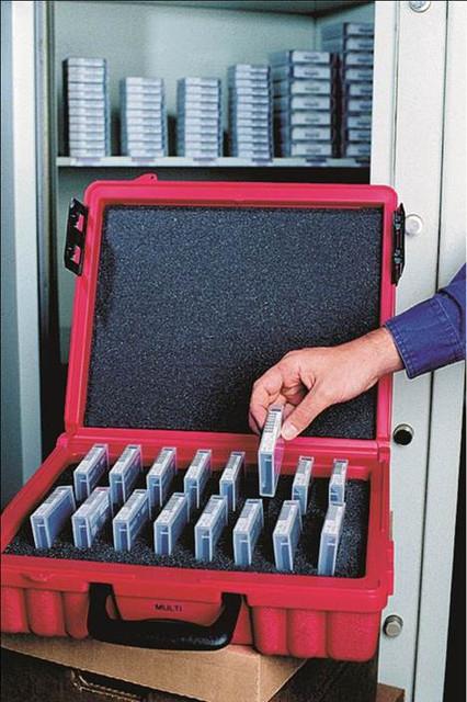 Хранение магнитных носителей информации