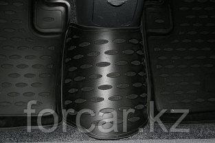 Коврики в салон ZAZ Chance 2002->, 4 шт. (полиуретан), фото 3