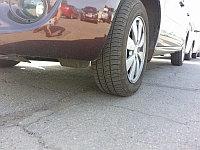 Щитки аэродинамические для автомобилей ВАЗ