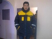 Куртка мужская утепленная для техперсонала