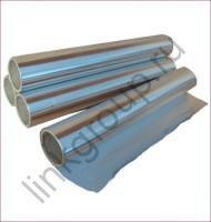 Алюминевая фольга 40мкм 1,0х10м (10м.кв. в рулоне ) для термоизоляции