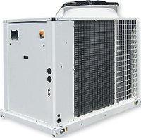 Чиллеры с воздушным охлаждением конденсатора AQL 40–75