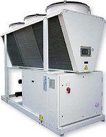 Чиллеры с воздушным охлаждением конденсатора AQVSL 85–160