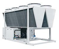 Чиллеры с воздушным охлаждением конденсатора AQWL 1404–2406