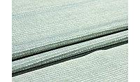 Обивочная ткань однотонная с выпуклыми полосами