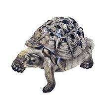 Фарфоровая статуэтка Черепаха. ИФЗ, ручная работа