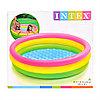 Надувной детский бассейн Intex 114*25 см