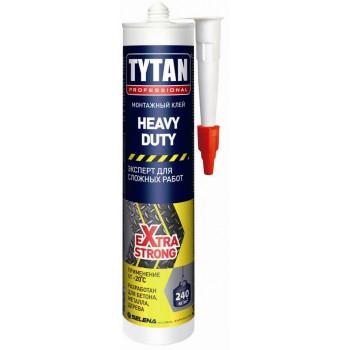 TYTAN клей монтажный HEAVY DUTY (310 мл) бежевый