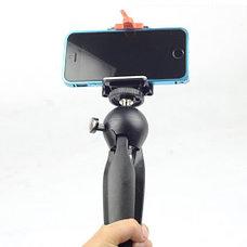 Настольный штатив Yunteng 228 для GoPro/смартфона с крепление, фото 2