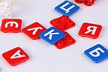 Настольная игра Конструктор с буквами Буквус, фото 2