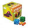 Конструктор Кубус 3D №3 зеленая упаковка 90 элементов