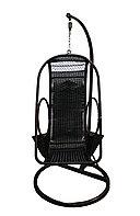 Подвесное кресло, 66 * 195 см, черный