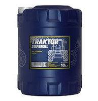 Моторное масло MANNOL Traktor Superoil 15W40 SG/CD 20L