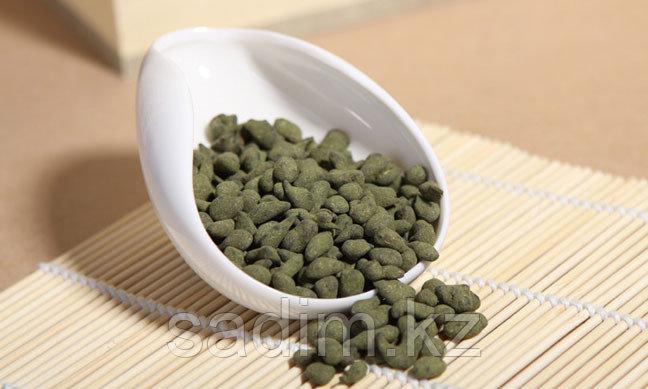 Зеленый чай с женьшенем 100 гр
