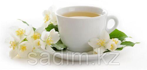 Черный чай с жасмином