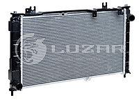 Радиатор 2190 алюминиевый LUZAR под A/C МКПП