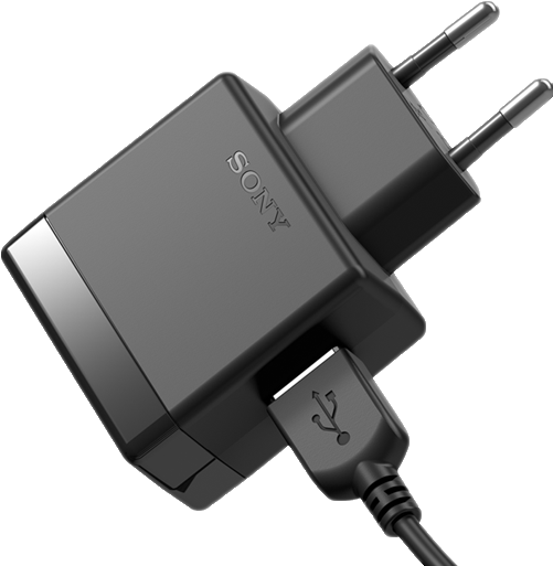 Сетевой адаптер питания Sony (с USB кабелем в комплекте)
