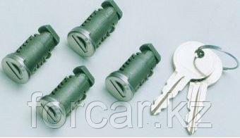Набор личинок с ключами багажной системы LUX (4 шт.), фото 2