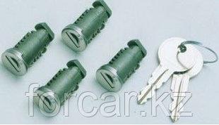 Набор личинок с ключами багажной системы LUX (4 шт.)