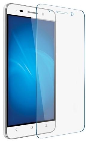 Противоударное защитное стекло Crystal на Huawei Honor 4C