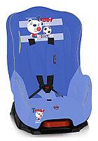 Автокресло Bertoni Pilot Plus Группа 1 (9-18 кг) Синий / Blue Soccer 1528