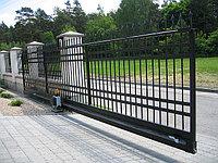 Автоматика для ворот откатного типа.