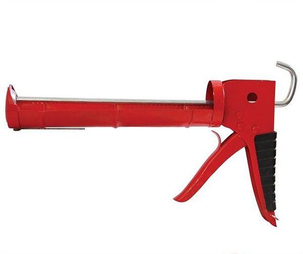 Пистолет для силикона усиленный полукорпусный