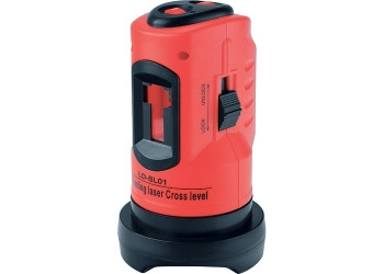 (35023) Уровень лазерный, 100 мм, штатив 1260 мм, самовыравнивающийся  //MATRIX