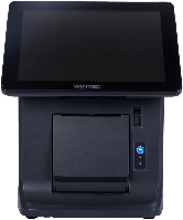 Сенсорный моноблок Wintek Wintec AnyPos nte with Winows 7, фото 1