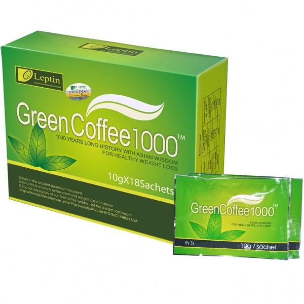 Зеленый кофе ( Green Coffee 1000)